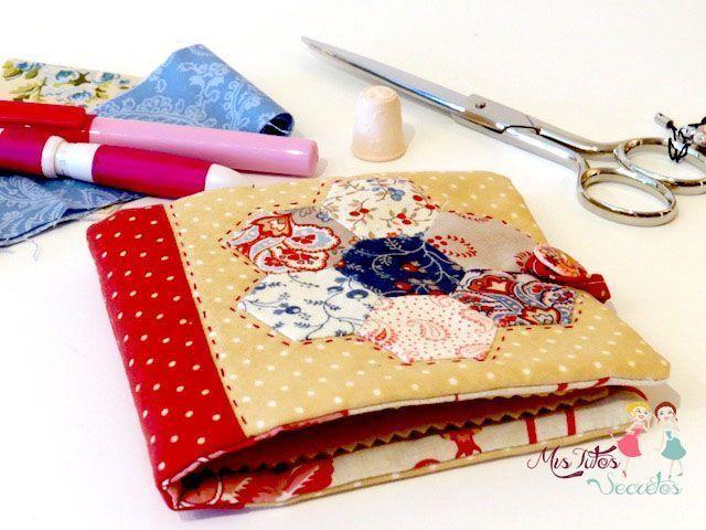 Tutorial libro guarda agujas labores de costura for Ceramica artesanal como se hace