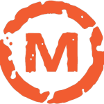 M logo Transparent