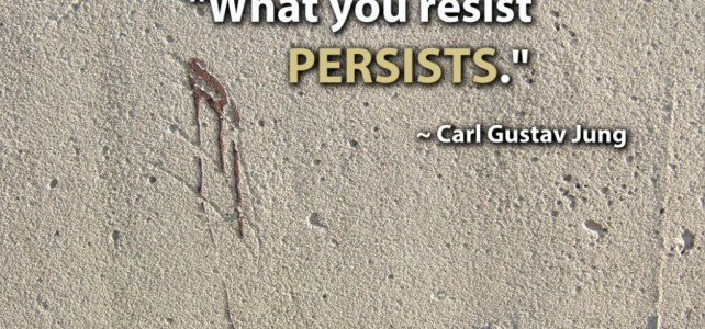 Resistance Causes Persistence