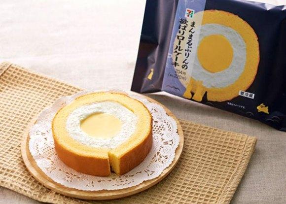 「まんまるぷりんの欲ばりロールケーキ」の画像検索結果