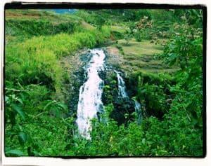 Cascada de la Novia
