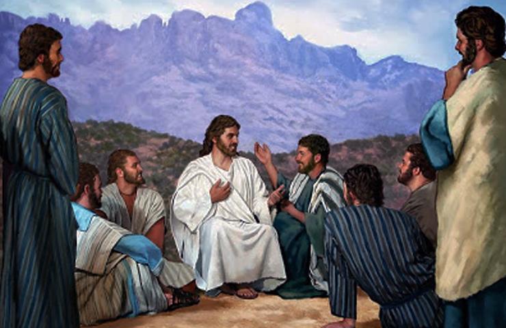 """Oración del viernes: """"¿Por qué no juzgan ustedes mismos lo que es justo?"""""""