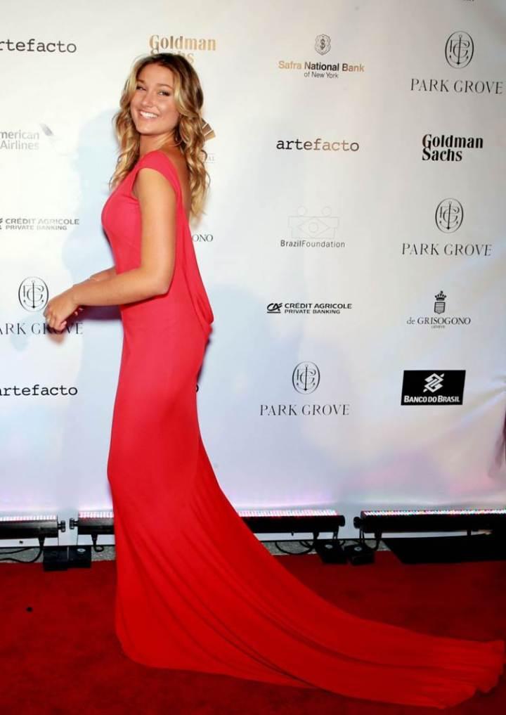 SASHA vestido vermelho