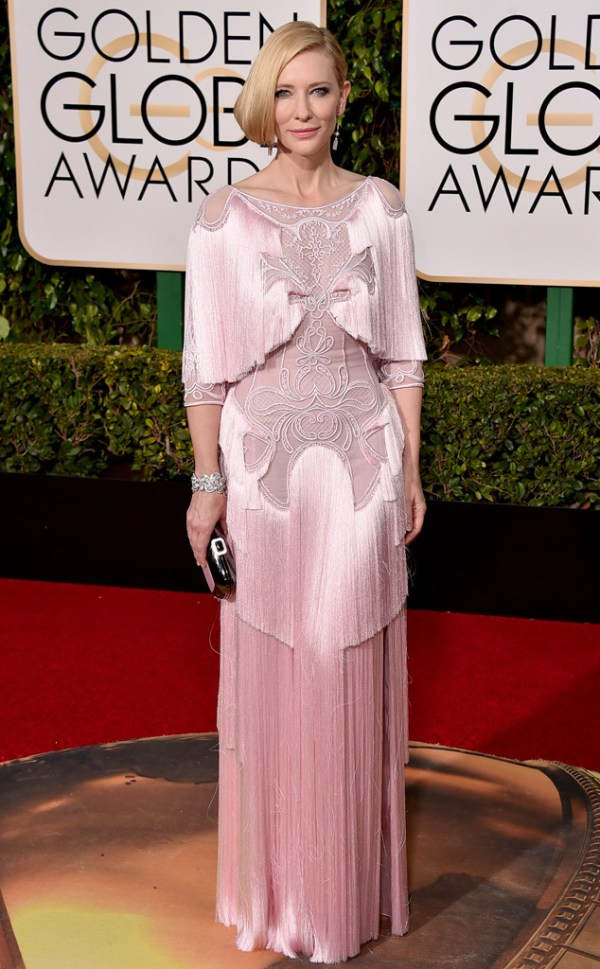 look golden globe awards 2016 cate-blanchett