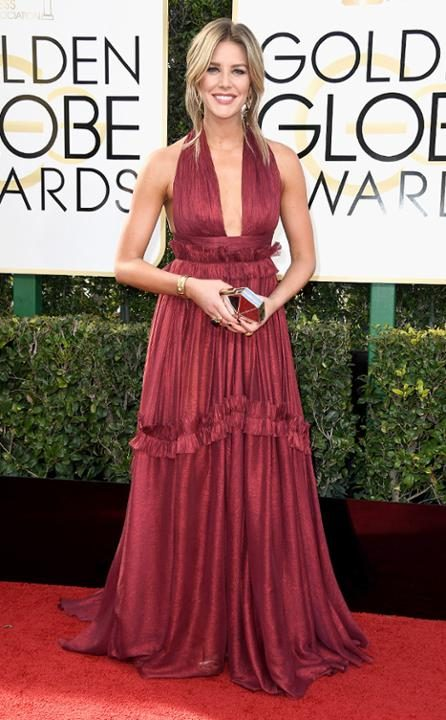 look-charissa-thompson-golden-globe-globo-de-ouro-2017