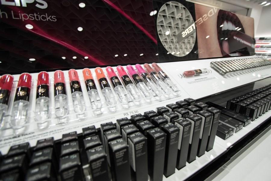 Inauguração Loja KIKO Milano no Brasil produtos (20)
