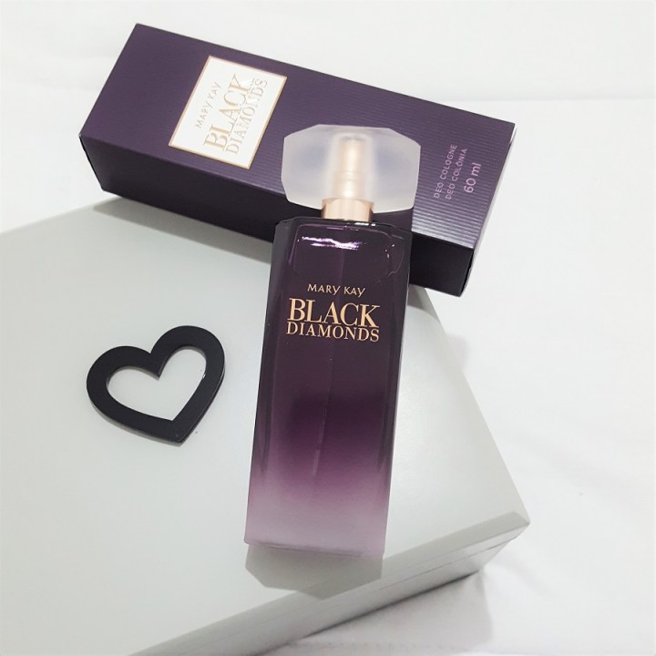 Resenha lançamento Linha Diamonds Mary Kay Black Diamonds