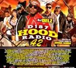 DJ Delz – D187 Hood Radio Vol 42 Mixtape Hosted By Gudda Gudda