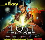Bruno Mars- The Lost Planet Mixtape By DJ Xfactor