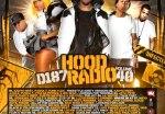 DJ Delz – D187 Hood Radio 40 Mixtape