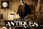 Plies – Antiques Mixtape By DJ Rell
