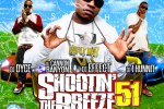 Shootin The Breeze Vol 51 Mixtape Hosted By Marley Mar