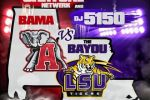 DJ 5150 – Bama Vs. The Bayou Mixtape By Cartune Netwerk
