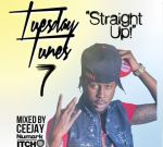CeeJay – STRAIGHT UP Dancehall Mixtape JULY 2K12