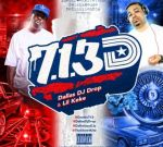 Lil Keke – 7.1.3D Official Mixtape by Dallas DJ Drop