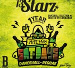 13 Starz – Dancehall Selection Mixtape by Conkarah Face B