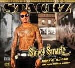 Stackz – Street Smartz Mixtape hosted by Cory B & DJ Tab
