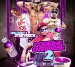 Dj Cortez – Codeine Overdose 2 Mixtape By Stuey Rock
