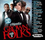 Dj Ant-Lo – Grown Folks R&B 9