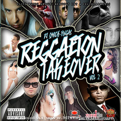 Reggaeton-Takeover-Vol-2