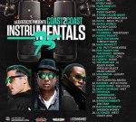 Coast 2 Coast – Instrumentals Vol 75