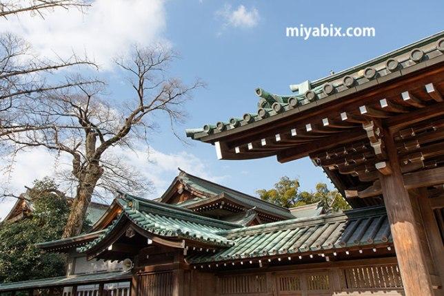 三嶋大社,パワースポット,富士山,結界,水の神