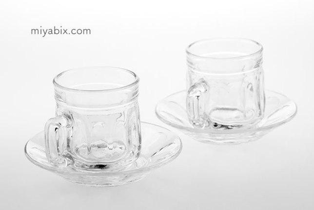 デミタスカップ,ガラス,珈琲