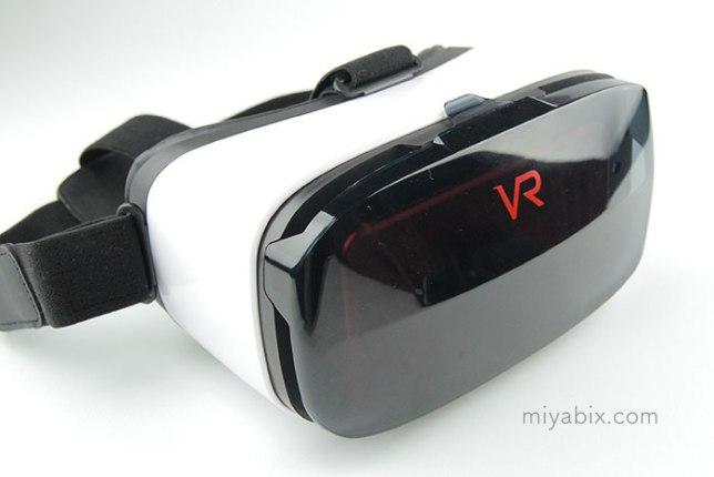 3D,VR,ゴーグル,Brisie
