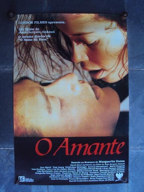 Poster do filme O Primeiro Amante