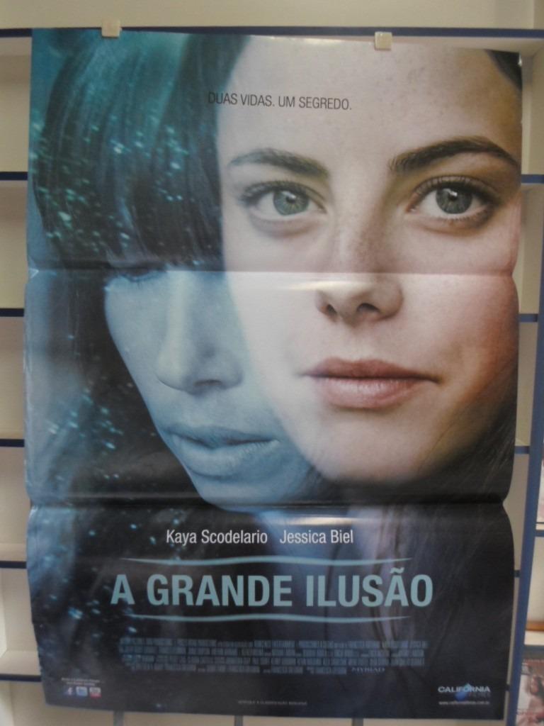 Poster do filme A Grande Ilusão