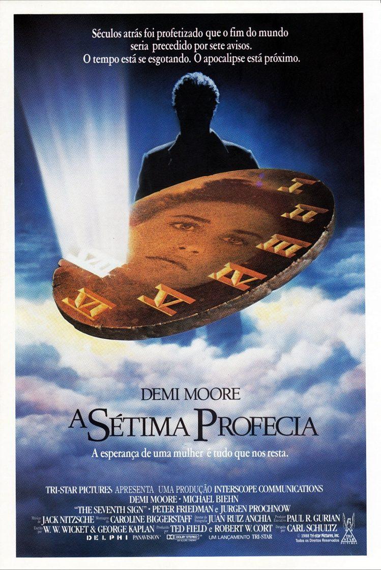 Poster do filme A Sétima Profecia