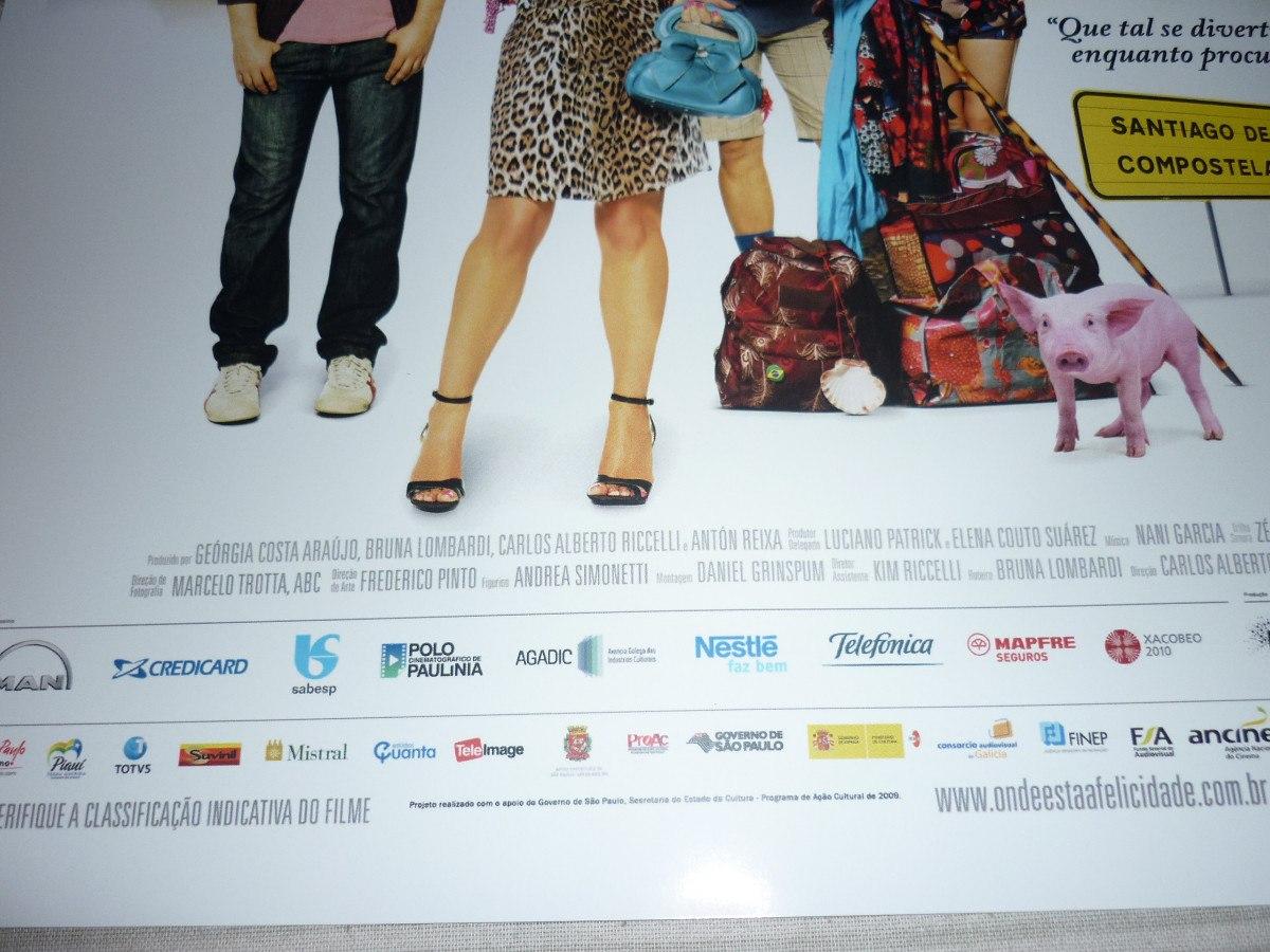 Poster do filme Onde Está a Felicidade?