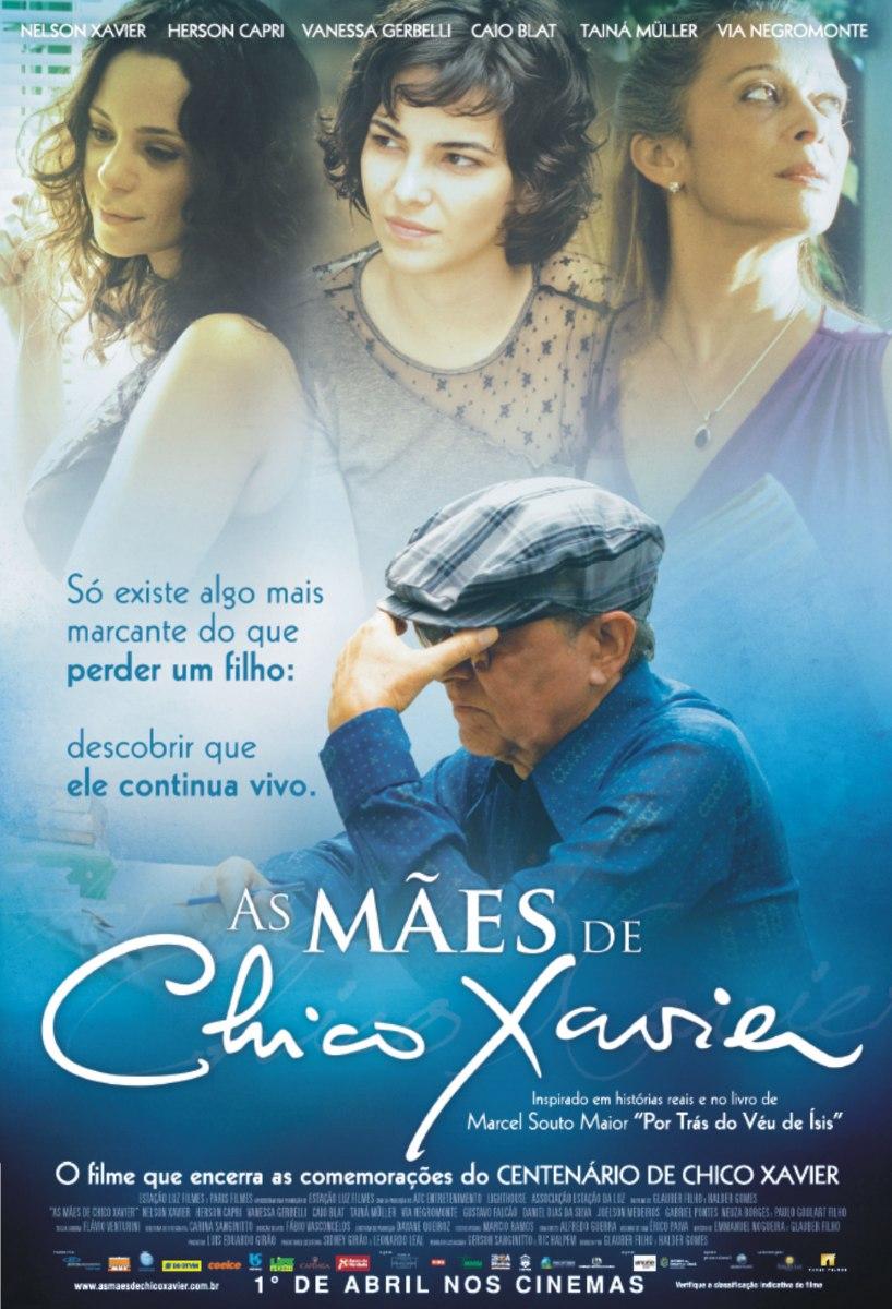 Poster do filme Chico Xavier