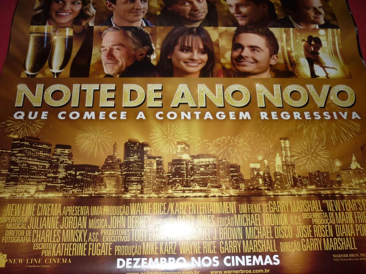 Poster do filme Noite de Ano Novo