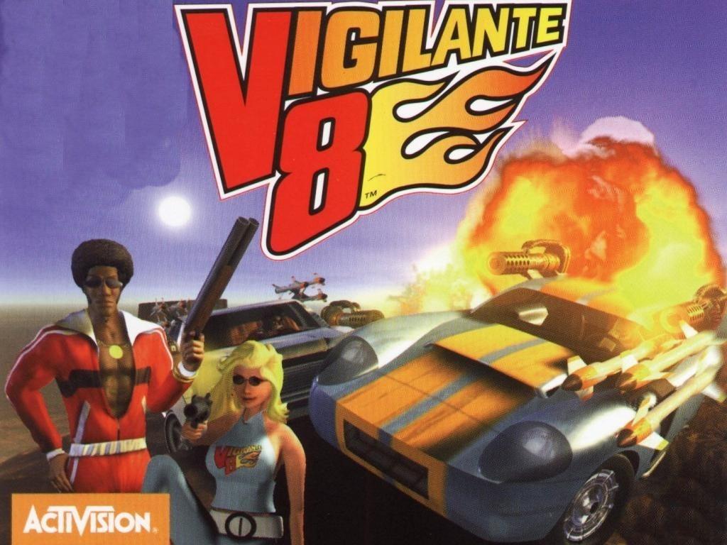 REVIEW - Vigilante 8