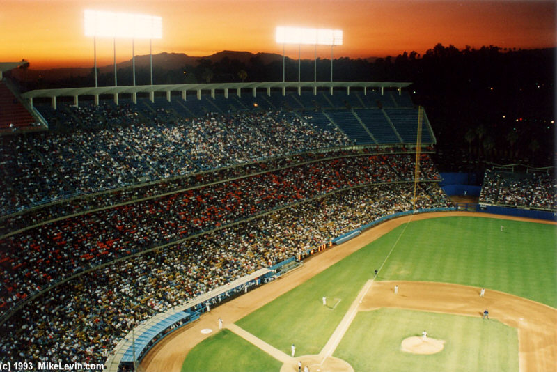 Dodger Stadium Turns 50 (4/6)