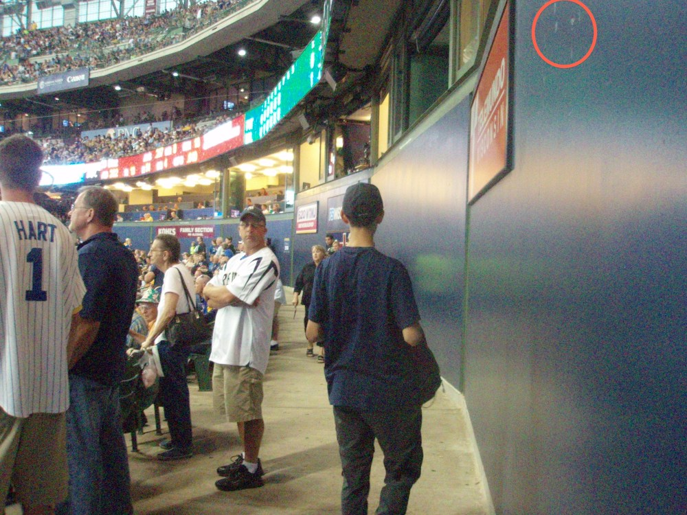 8/13/11 Pirates at Brewers: Miller Park (3/3)