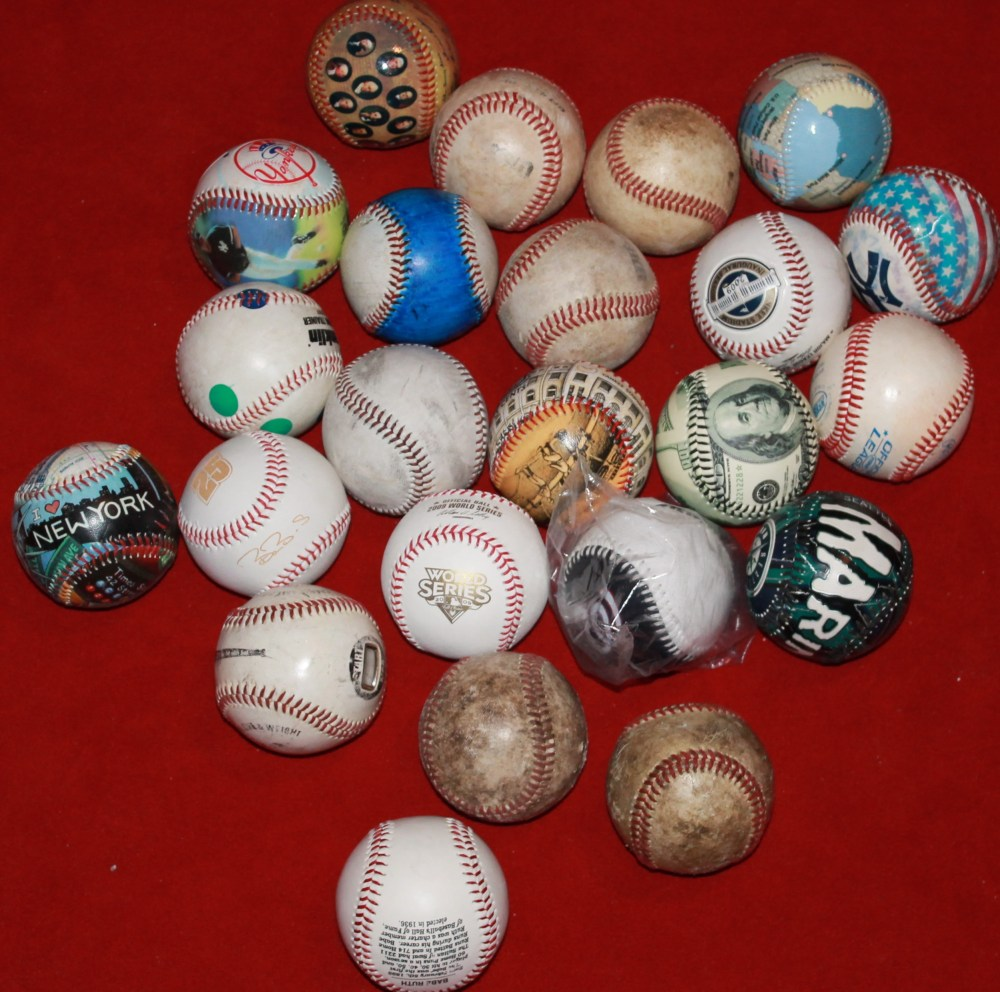 Collected Baseball knick-knacks (4/6)