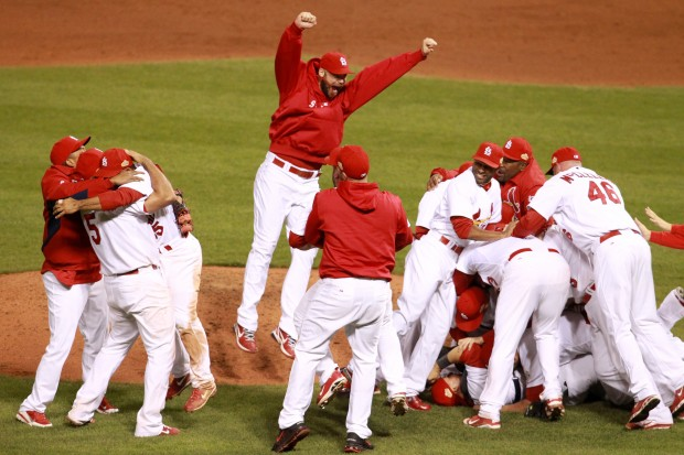 St. Louis Cardinals 2012 Offseason Recap and Preview (1/3)
