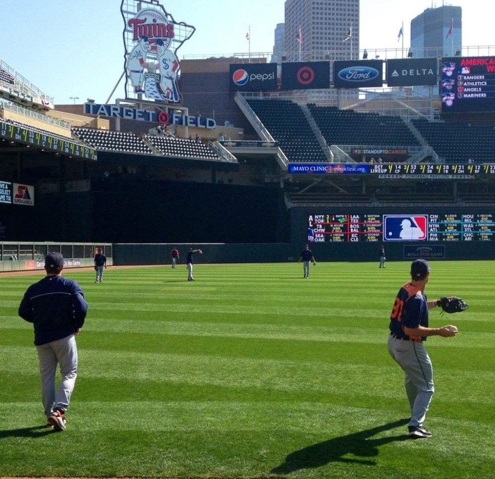 9/29/12 Tigers at Twins: Target Field (6/6)