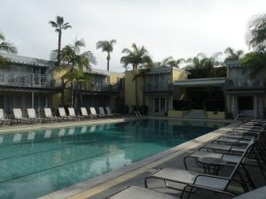 Weissmuller designed pool