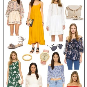 The Best of the Shopbop Spring Sale Event
