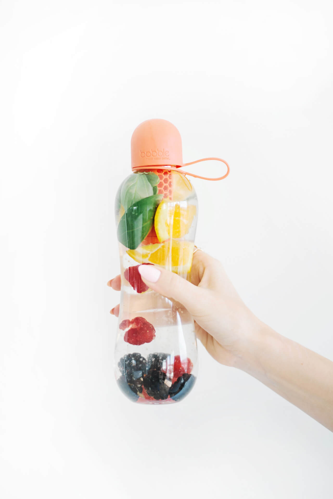 antioxidant rich infused water combination
