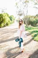 soft and feminine style post M Loves M