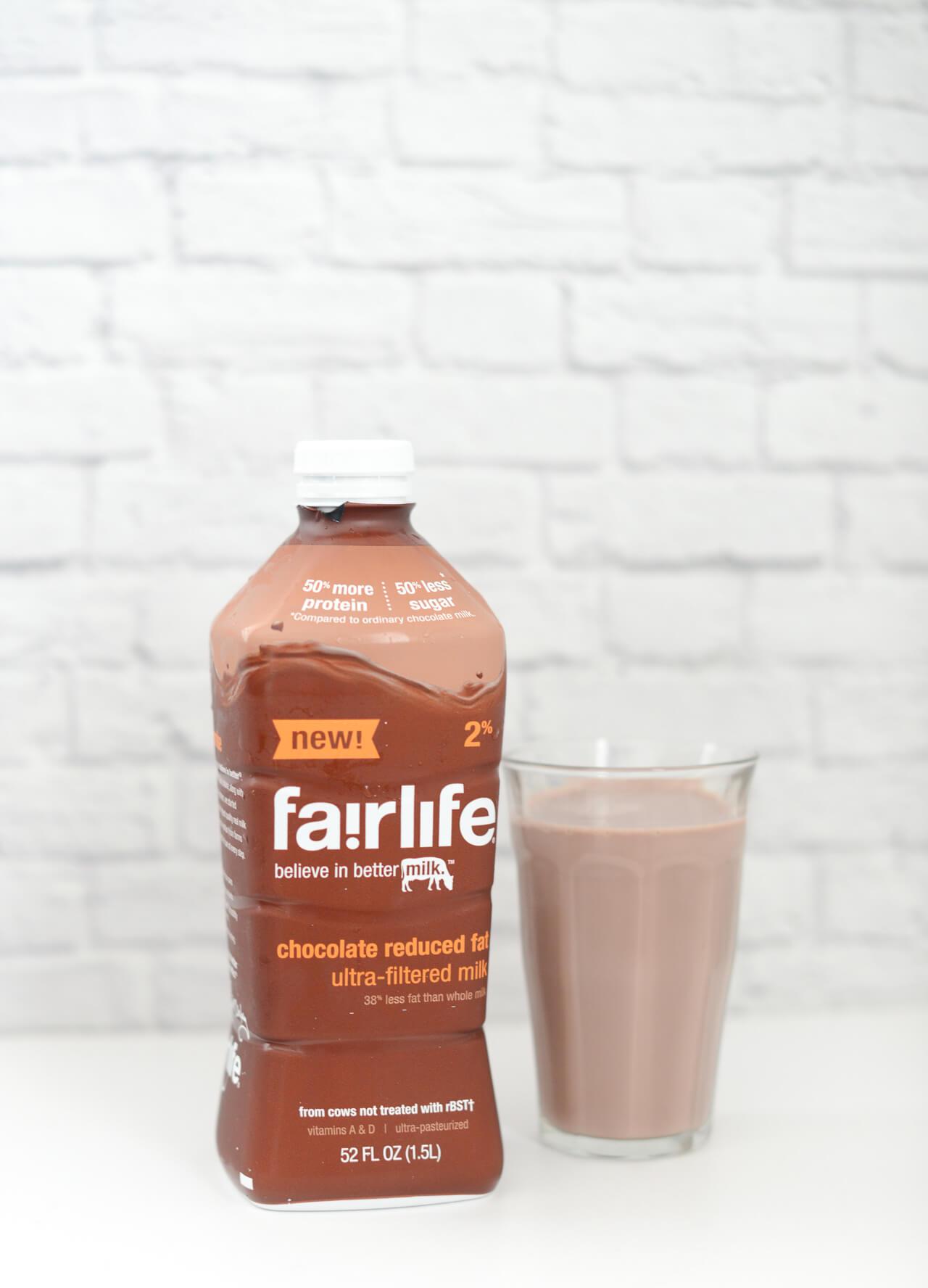 fairlife chocolate milk