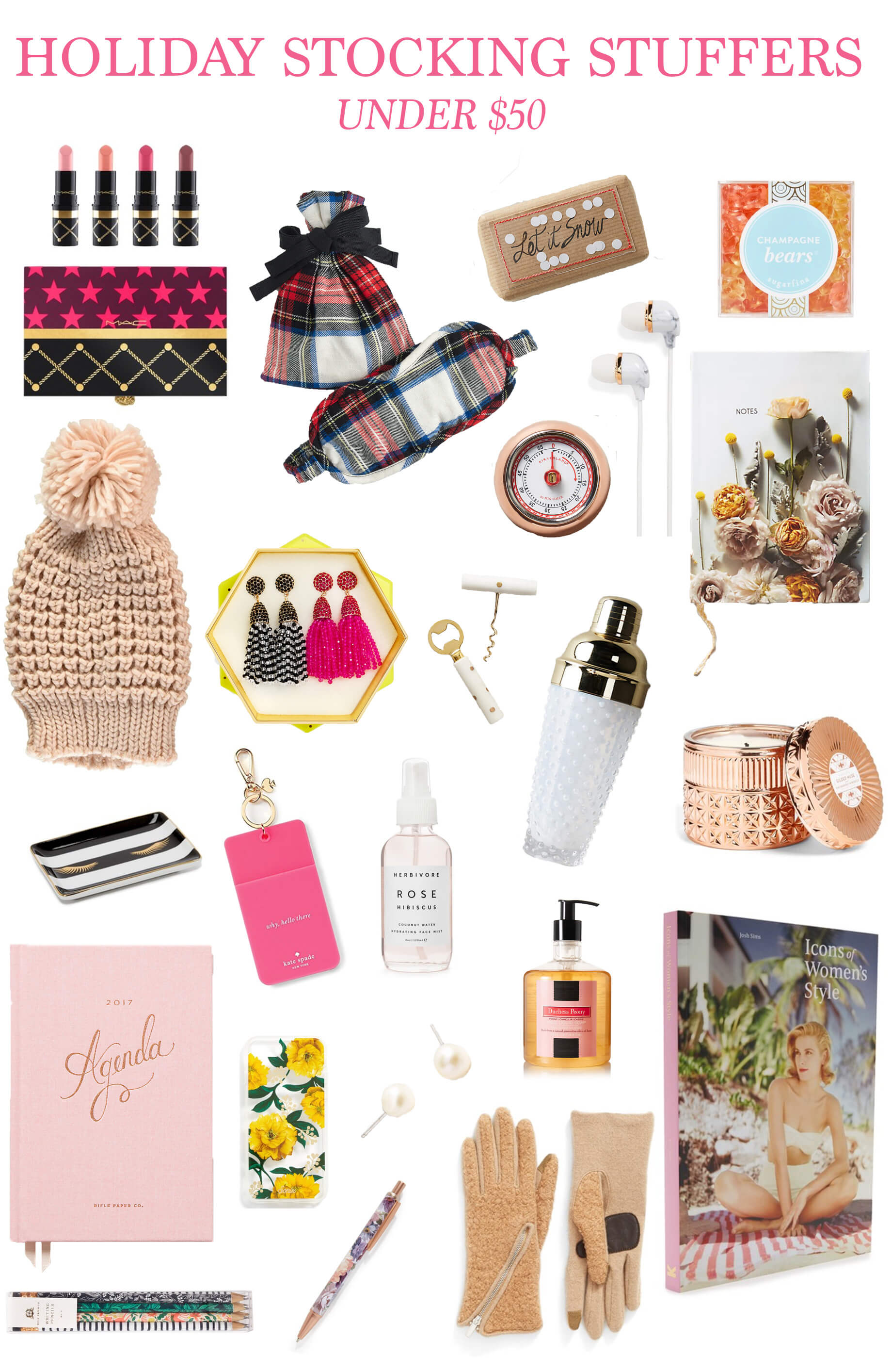 The Best Holiday Stocking Stuffers Under $50