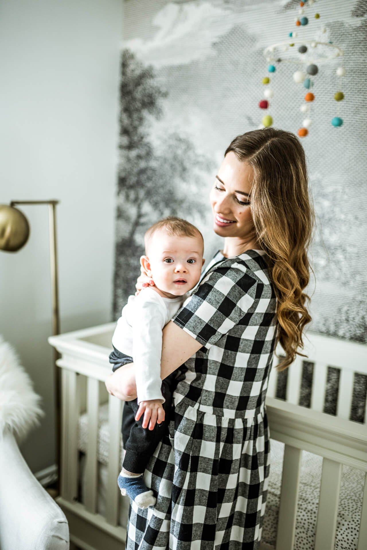nighttime routine for 6 month old baby