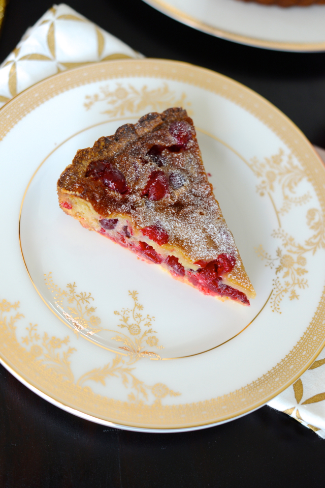brown sugar cranberry tart M Loves M @marmar