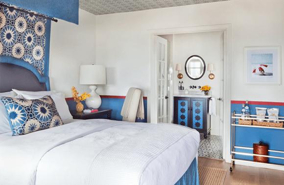 Casa Laguna Guest Room – Circa Lighting Blog