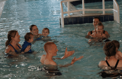 Free Swim Lessons Offered At Mlt Recreation Pavillion